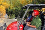 Guided Alaska UTV tour