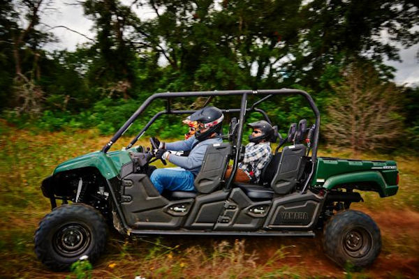 Viking 6 seat ATV
